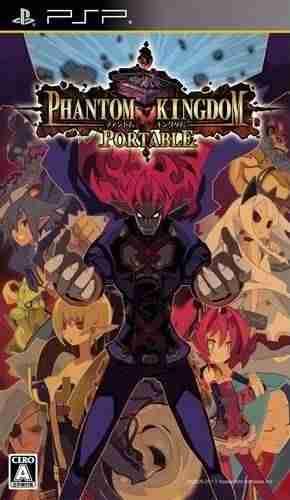 Descargar Phantom Kingdom Portable [MULTI2][PATCH TODOS CFW][Bixu] por Torrent